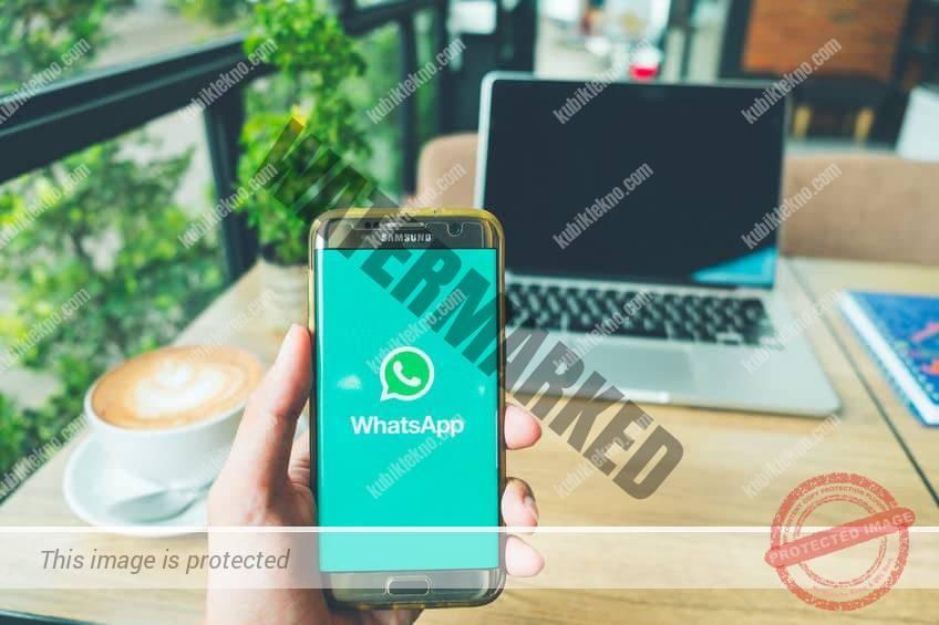 Cara Backup Chat WA pada Ponsel
